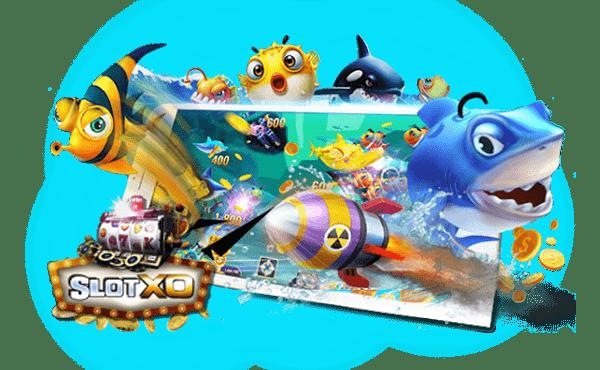 เกมยิงปลาสล็อตxo ออนไลน์ SlotXo