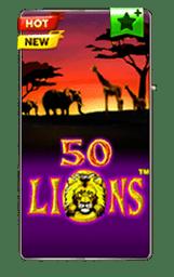 slotxo game 50 lions