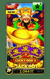 slotxo game lucky god 2