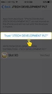 slotxo ios guide step 7