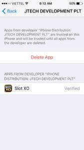 slotxo ios guide step 9