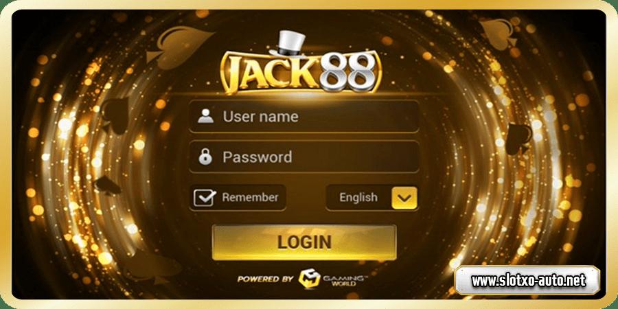 jack88 mobile login
