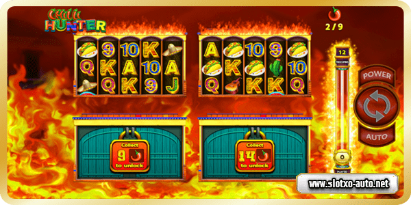 slotxo slot chilli hunter free game