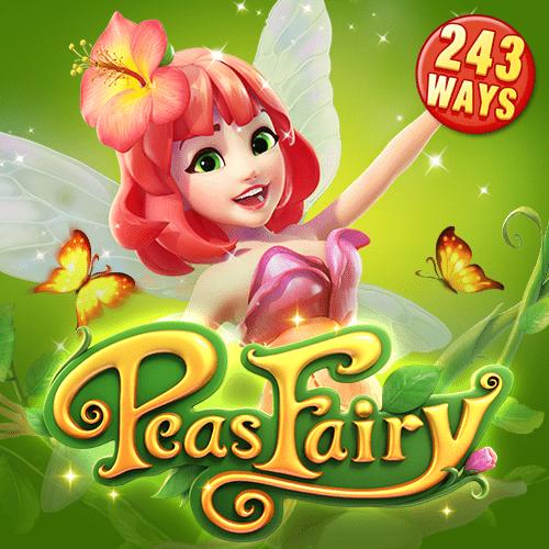 peas fairy web banner