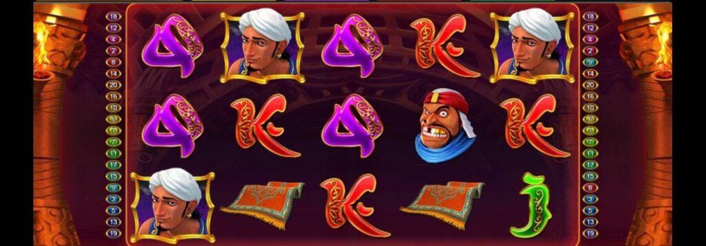 รีวิวเกมส์ Genie Aladdin