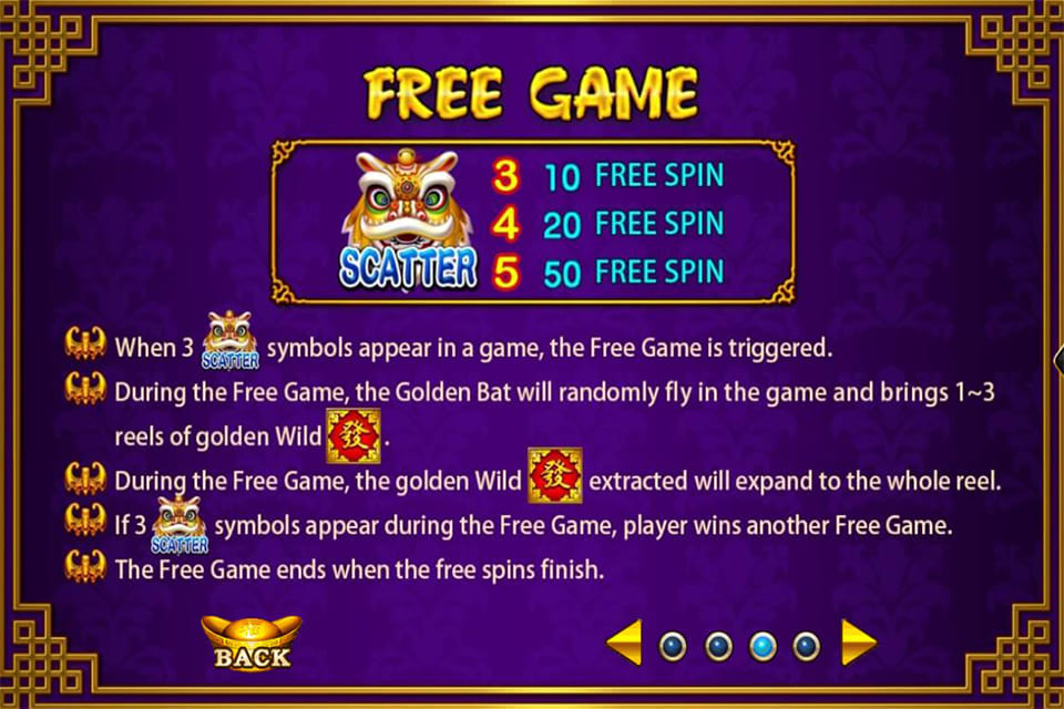 LUCKY GOD 2 FREE GAME