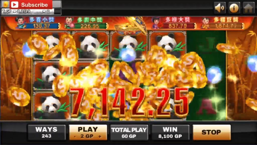 lucky-panda