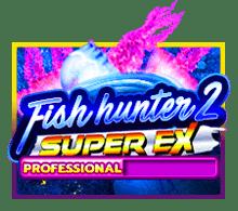 professional super ex fish hunter 2