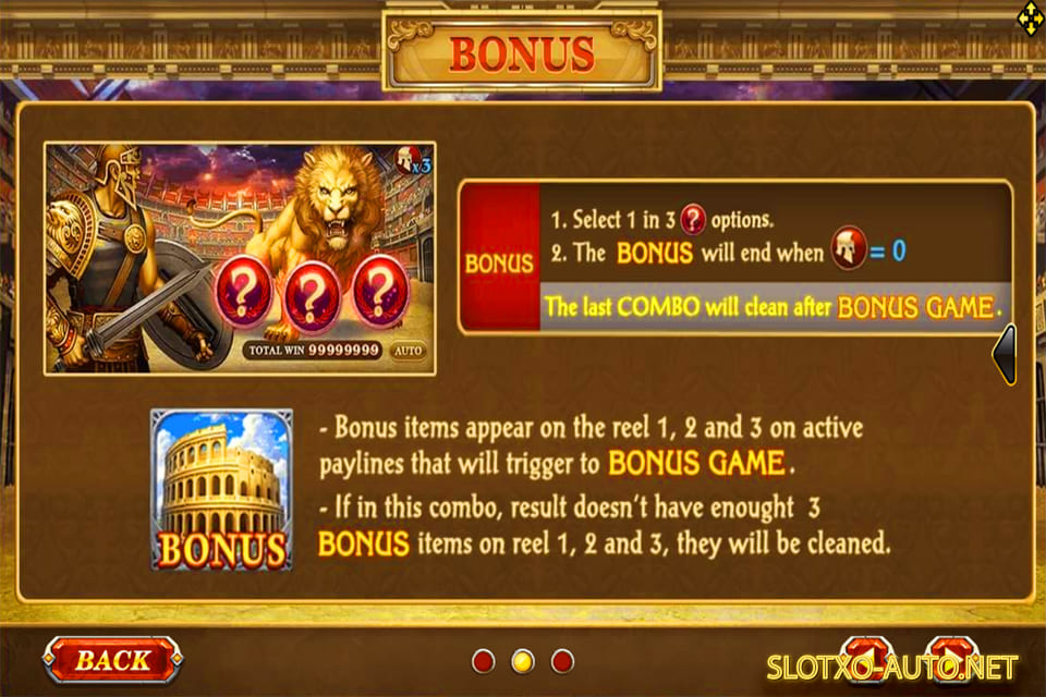roma slot bonus free game