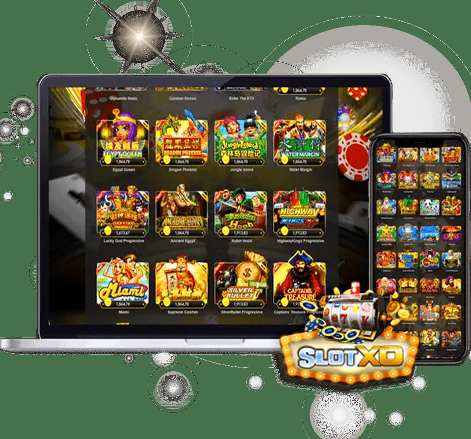 slotxo เกมสล็อตออนไลน์ มากกว่า 200 เกม ทดลองเล่นฟรี ไม่ต้องเติมเครดิต