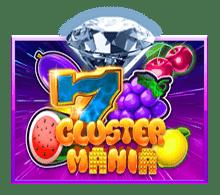 slotxo cluster mania