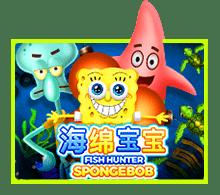 sponcebob fish hunter