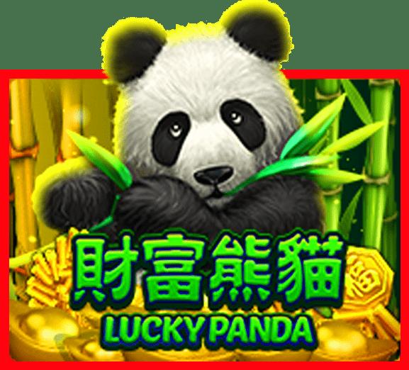 xo lucky panda