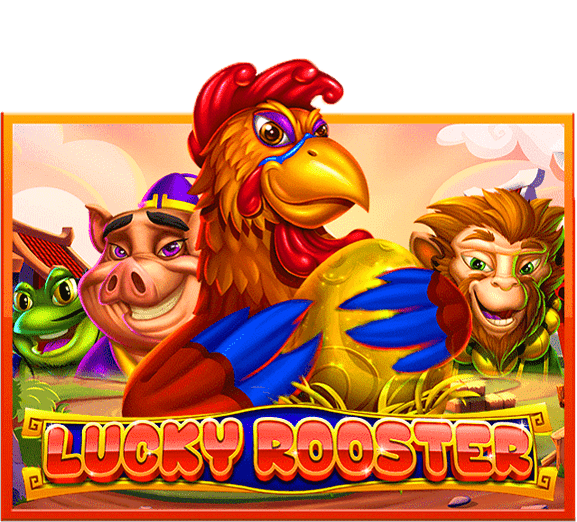xo lucky rooster