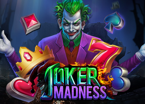 JOKER MADNESS Cases slotxo 2020