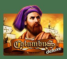 รีวิวเกมสล็อต Columbus Deluxe เกมสล็อต จากค่ายslotxo แถมฟรีเครดิต100 เล่นง่ายมากๆ