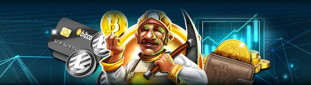 SLOTXO แนะนำ GAME CRYPTO MANIA