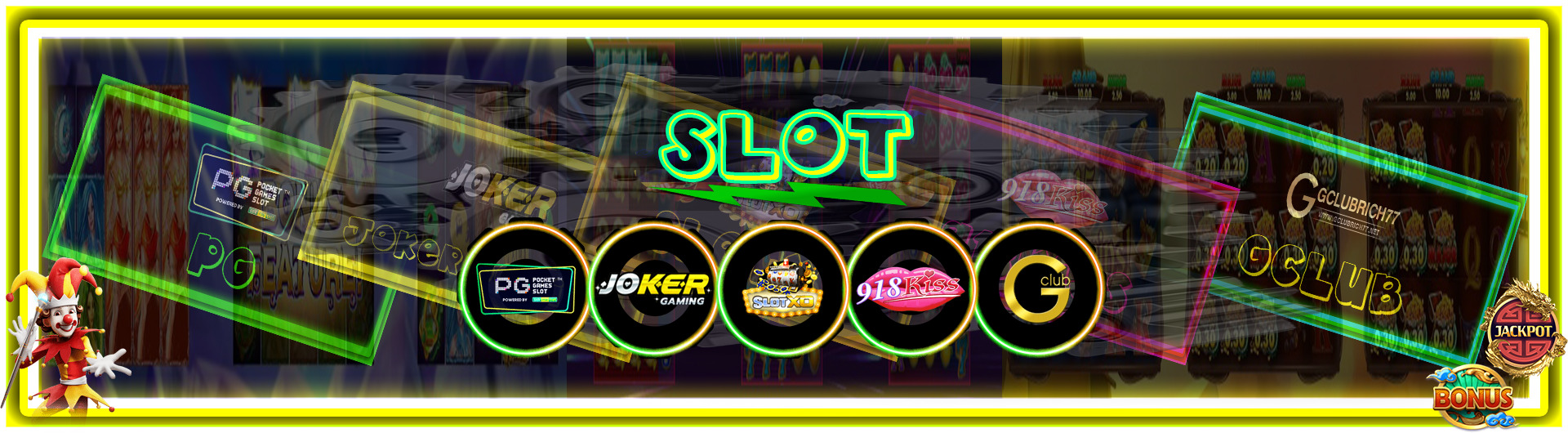 SLOT เกมคาสิโนออนไลน์ SLOTXO