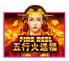 superslot fire reel