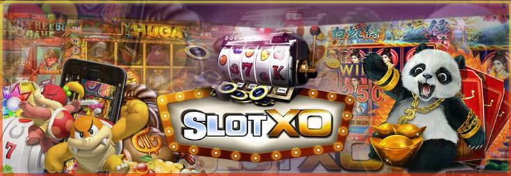 slotxo สูตรสล็อต