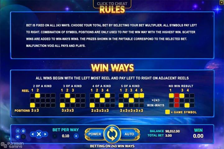 รีวิวเกมสล็อต Zodiac slot online